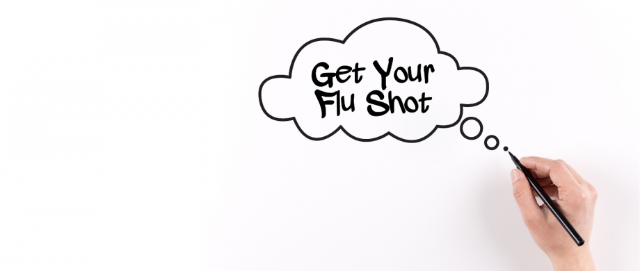 Schedule your Flu Vaccine appointment here!